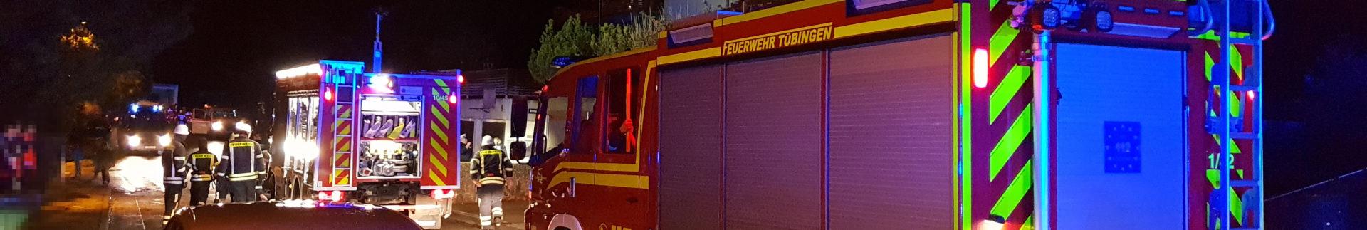 Feuerwehr Tübingen Einsatzabteilung Unterjesingen